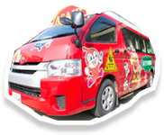 あさひ幼稚園の送迎バス